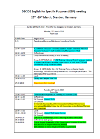 Programme-for-the-DECIDE-English-for-Specific-Purposes-training-25-29-March-2019-Dresden-Germany