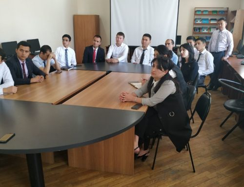 DECIDE Curriculum seminar with teachers and students