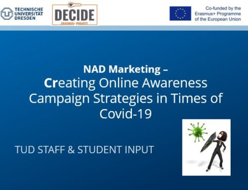 Online Marketing for NADs
